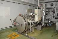 WSA-8 for sterilization or pasteurization of canned fruit and vegetables fish meat etc.