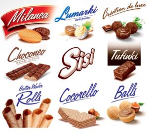 Producent najsmaczniejszych słodyczy!