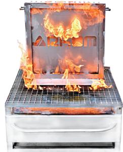 Mobilny System Pozoracji Pożaru