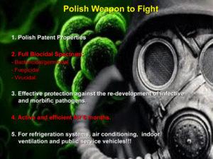 تدمير الفيروسات والبكتيريا COVID-19 في مكنسة كهربائية منزلية