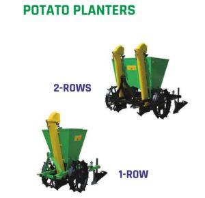 Jak zbudować fabrykę maszyn rolniczych - sadzarek do ziemniaków w Algierii.