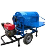 Thresher machin (wheat、paddy rice ) LSTR-90