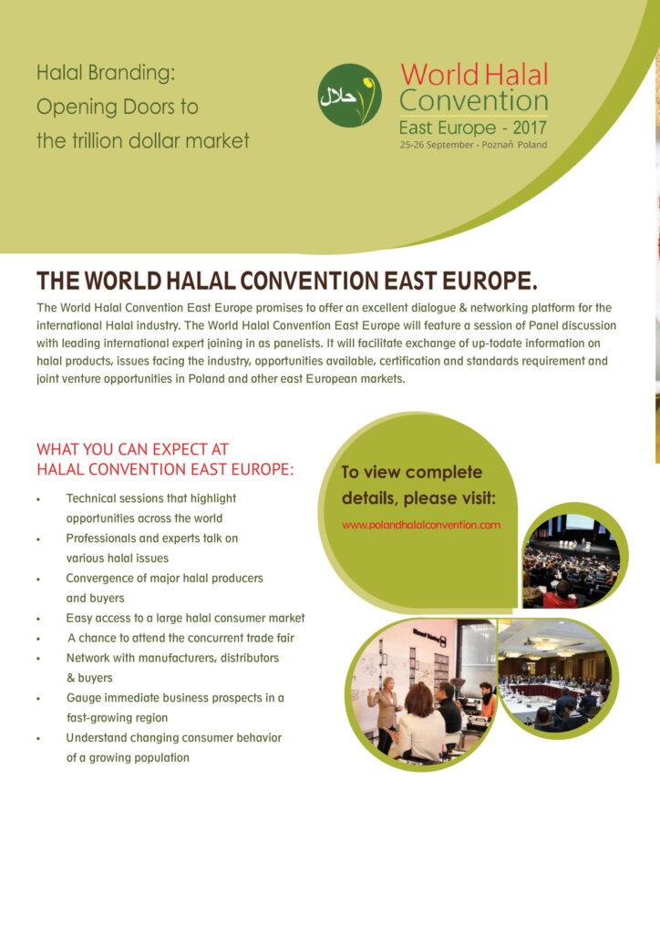 Produkty HALAL - Polski Instytut Halal